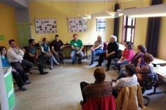 Workshop Straßenwahlkampf